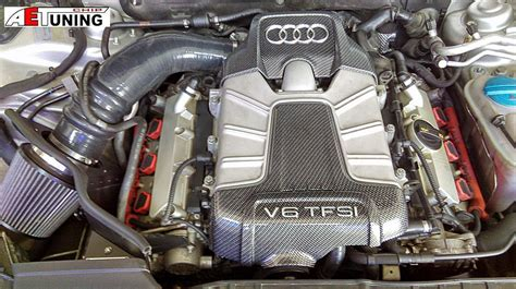 Audi S4 Chiptuning by Audi S4 3 0tfsi 333hp Chip Tuning