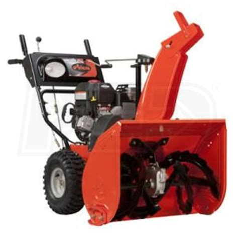 ariens 921012 prosumer st27le 27 quot 249cc two stage snow blower