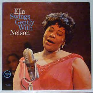 ella fitzgerald swing ella fitzgerald with nelson riddle and his orchestra