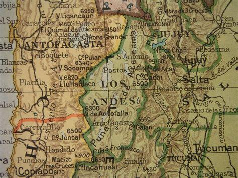 libro andes image gallery mapas historico