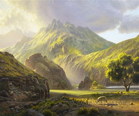 mountain landscape paintings image gallery mountain landscape artists