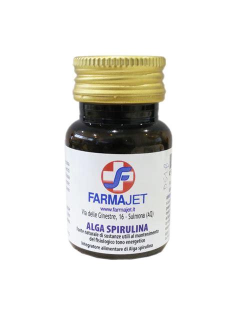 spirulina integratore alimentare alga spirulina integratore alimentare 50 capsule da 420 mg