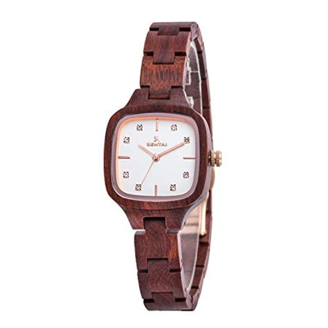 Swiss Handmade Watches - ideashop ideashop womens wood swiss movement