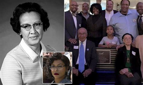 katherine johnson still married hidden figures johnson couple still living in hometown