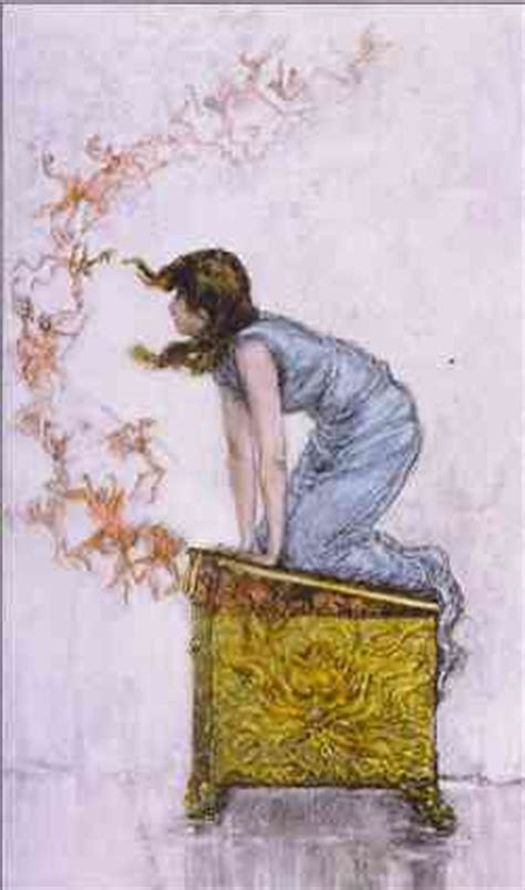 vaso di pandora storia pandora storia vaso e opere d arte settemuse it