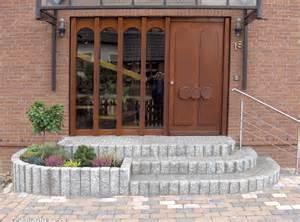 eingangsbereich treppen aussen eingangsbereich au 223 entreppe eingangstreppe
