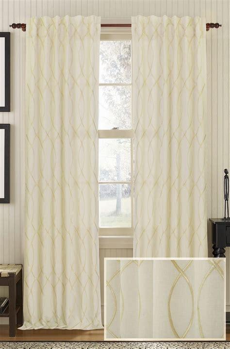 cotton drapery panels muriel kay glitz linen cotton drapery panel