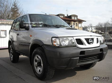 nissan terrano 2002 2002 nissan terrano 2 7 td air conditioning 1