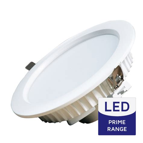 tri color led tri colour downlight for commercial applications