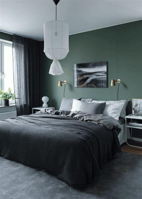 beruhigende farben f r ein schlafzimmer so setzen sie gr 252 n effektvoll ein gr 252 ne wandfarbe