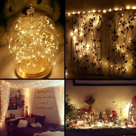 Aliexpress Com Buy Agm Silver Copper Wire Led String Where To Buy White String Lights
