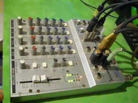 como conectar un lificador de 4 canales youtube como conectar una consola mixer a la pc 2017 by donfili