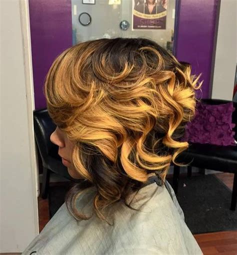 sewin curl bob sew hot 30 gorgeous sew in hairstyles