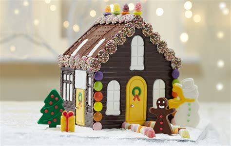 chocolate house how to make a chocolate house hobbycraft blog