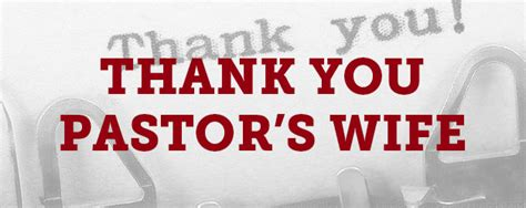 thank you letter to my pastor s thank you pastors thomrainer