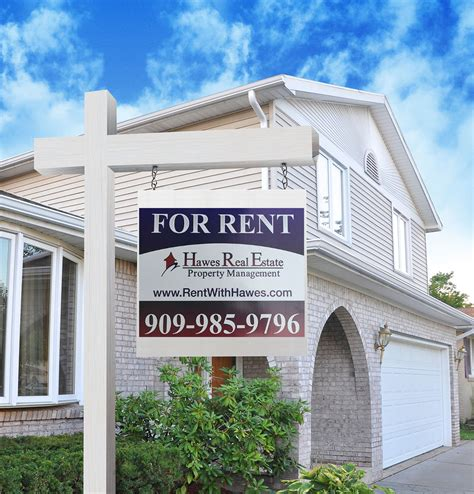 real estate companies that rent houses rancho cucamonga property management hawes real estate