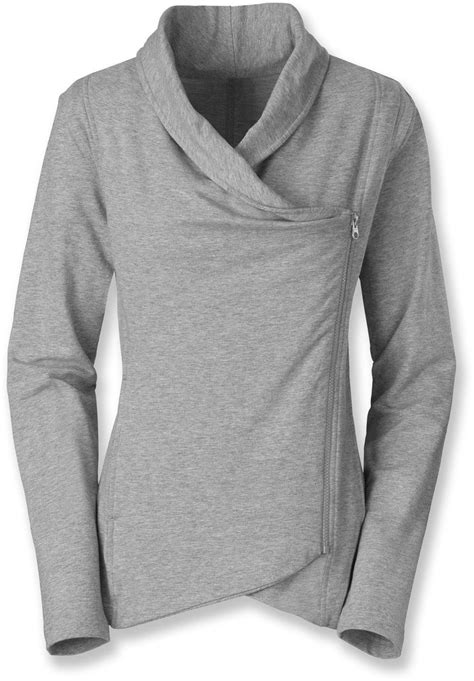 Jaket Zipper Hoodie Sweater Startrek Hitam wrap up in the sharlet wrap sweater s gifts for navy