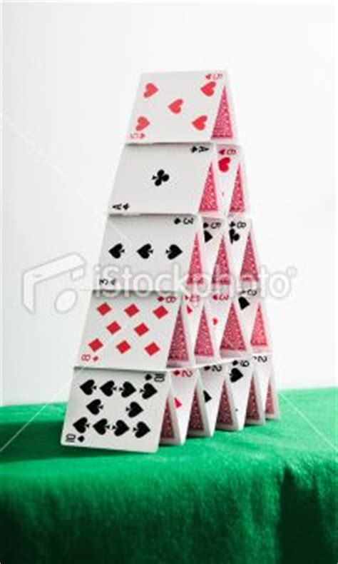 how to make a card castle in tea ideas on 37 pins