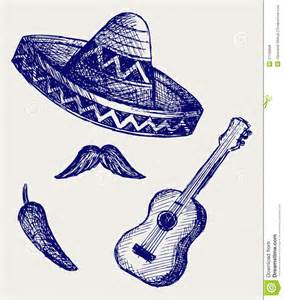 free coloring pages of mexican symbols