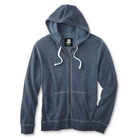 Hoodie Route 66 route 66 s washed hoodie jacket kmart
