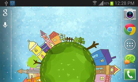 wallpaper bintang kartun download gratis kota kartun live wallpaper gratis kota