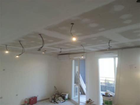 r 233 alisation d un faux plafond en placo ba 13 pos 233 sur rails 224 marseille 13010 r 233 novation