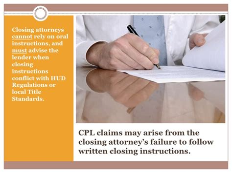 Closing Protection Letter What You Need To About Closing Protection Letters