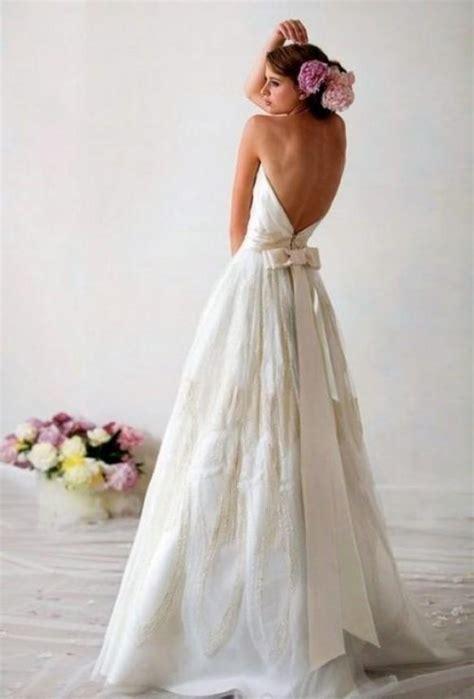 wedding dresses simple wedding dress  weddbook