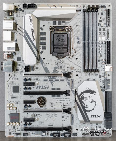 msi z170a xpower gaming titanium edition review placa base