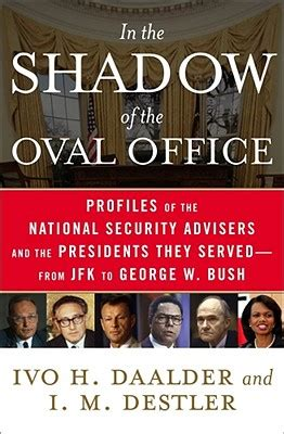 in the shadow of the m books in the shadow of the oval office profiles of the national