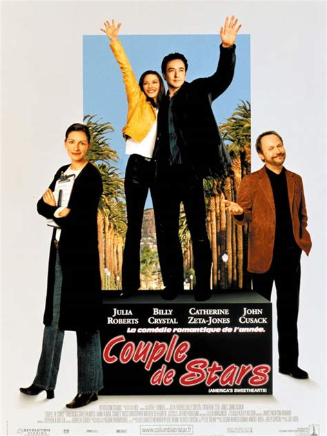 Americas Sweethearts 2001 Review And Trailer by America S Sweethearts Review Trailer Teaser Poster