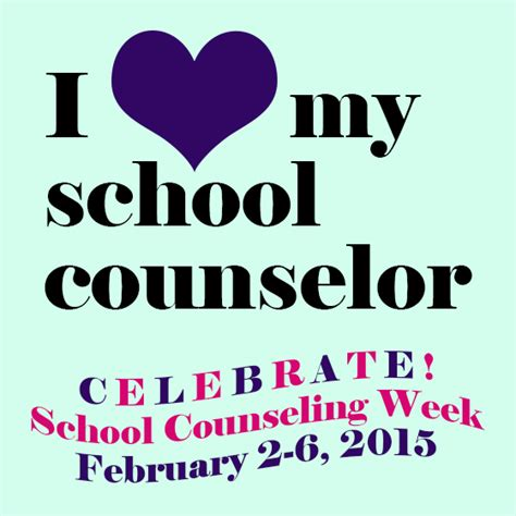 school counselor week ideas to celebrate counselors week just b cause