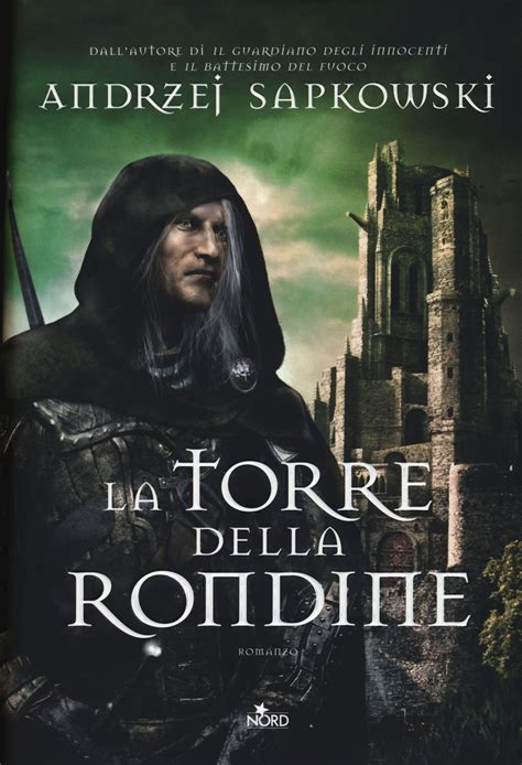libro la torre della rondine di andrzej sapkowski