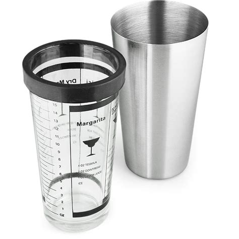 Botol Shaker recipe boston cocktail shaker drinkstuff