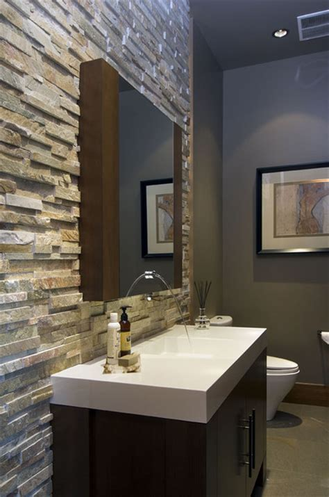 modern powder room powder room contemporary powder room vancouver by