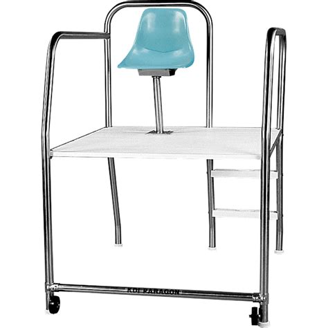 Guard Chair by 3 Step Lookout Guard Chair Pool Equipment