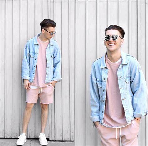 Celana Santai Pink baju pink nggak selalu feminim ini 5 gaya fashion pria