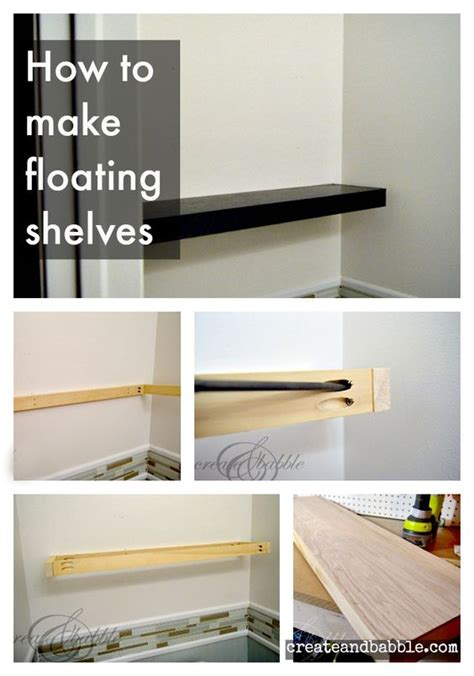 how to make floating shelves pine boards keepsakes and pine