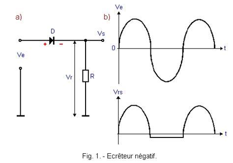 resistance diode passante ecr 234 tage par diode ecr 234 teurs n 233 gatifs positifs et mixtes