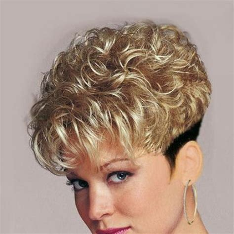 pixie cut with curl perm 50 delightful curly pixie cut ideas my new hairstyles