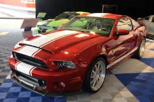 2013 ford mustang shelby gt500 snake quietly