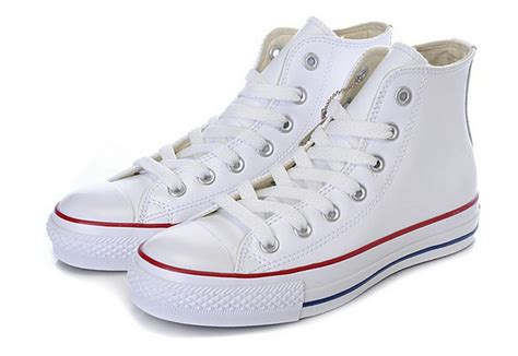 Conversehigh White converse all white high tops offerzone co uk