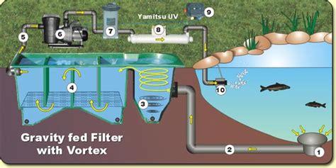 Lu Uv Kolam water water quality algae transport cohabitation with