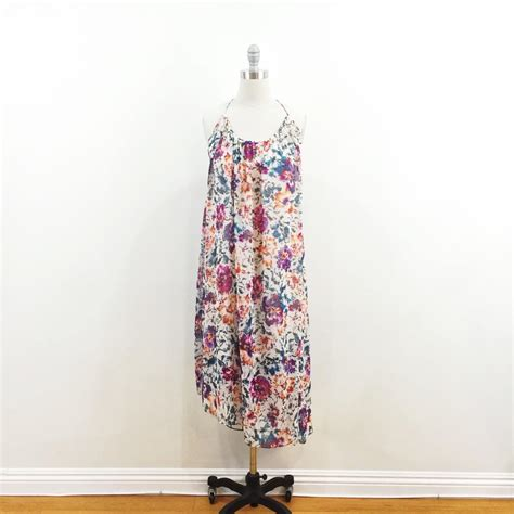 Midi Maxi Dress zara floral print asymmetric midi maxi dress