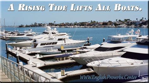 a rising tide lifts all boats significado english proverb a rising tide lifts all boats the