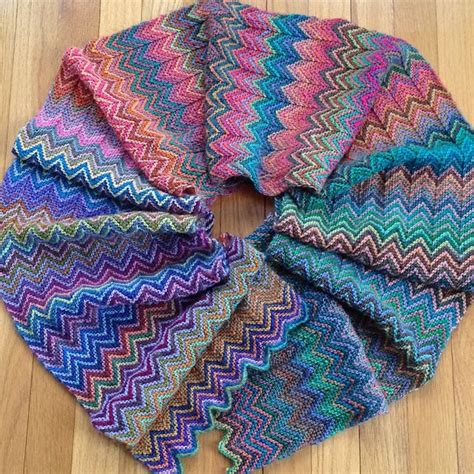 zickzack scarf pattern 63 best knitting loves images on pinterest knitting