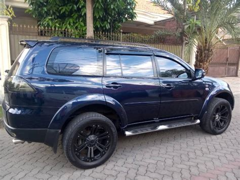 Sunroof All New Pajero Sport new pajero sport dakar vgt 3 0 v6 bensin at 4x2 km70rb sunroof sgt is mobilbekas