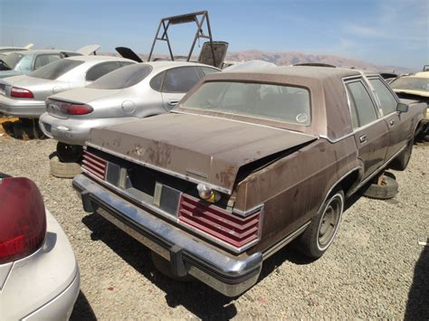 mercury grand marquis review the truth about cars junkyard find 1981 mercury grand marquis the truth about cars