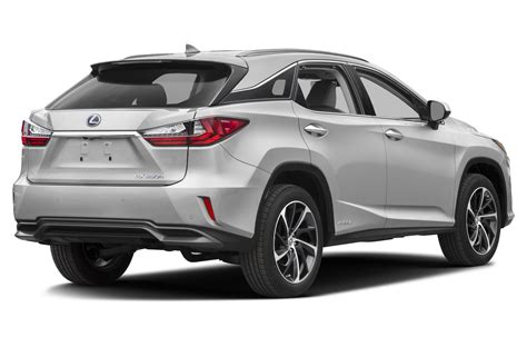 lexus price 2017 2017 lexus rx 450h price photos reviews safety
