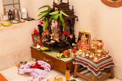 decoration of pooja room at home pooja room decoration ideas find tips to make your puja